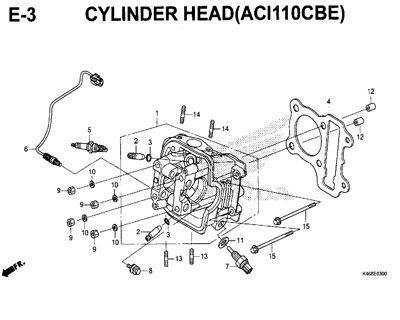 E-3-Cylinder-Head-(ACI110CBE)-New-Vario-110