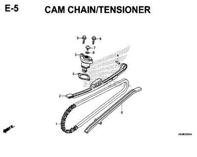 E-5-Cam-Chain-Tensioner-New-Vario-125-K60R