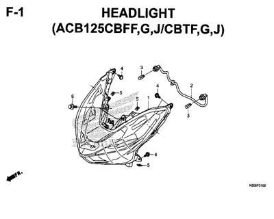 F-1-Headlight-(ACB125CBFF,G,J-CBTF,G,J)-New-Vario-125-K60R