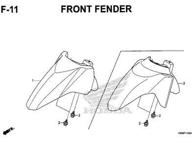 F-11-Front-Fender-New-Vario-125-K60R