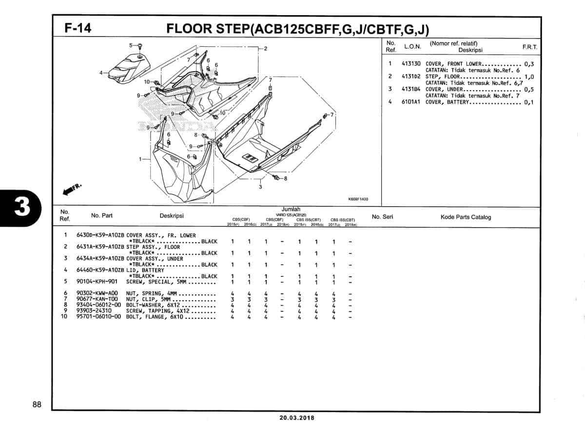 F-14-Floor-Step-(ACB125CBFF,G,J-CBTF,G,j)-Katalog-New-Vario-125-K60R