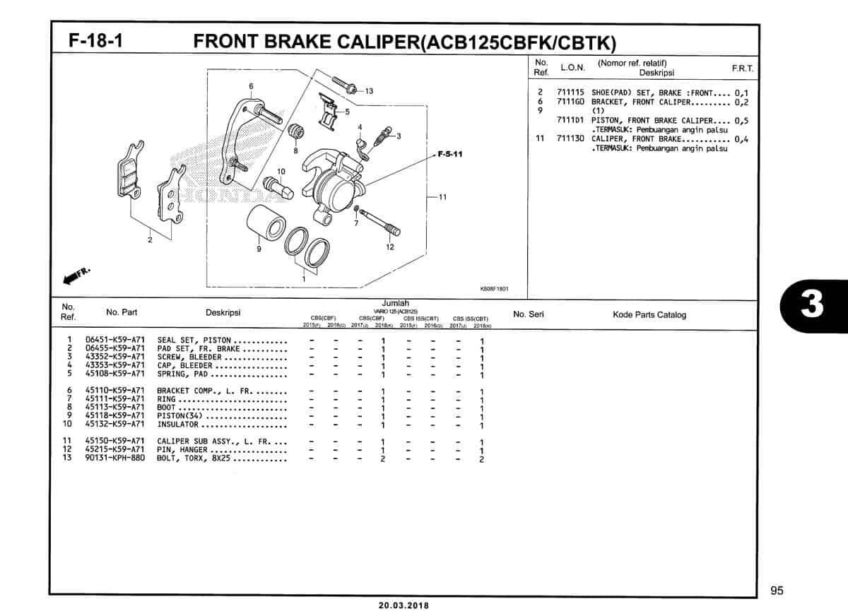 F-18-1-Front-Brake-Caliper-(ACB125CBFK-CBTK)-Katalog-New-Vario-125-K60R
