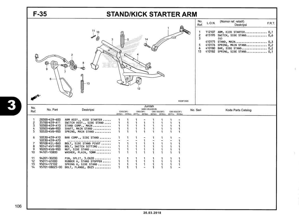 F-35-Stand-Kick-Starter-Arm-Katalog-New-Vario-125-K60R