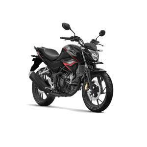 New-CB150R-StreetFire-Macho-Black