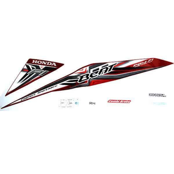 Stripe Set R Red 871X0K25600ZBR
