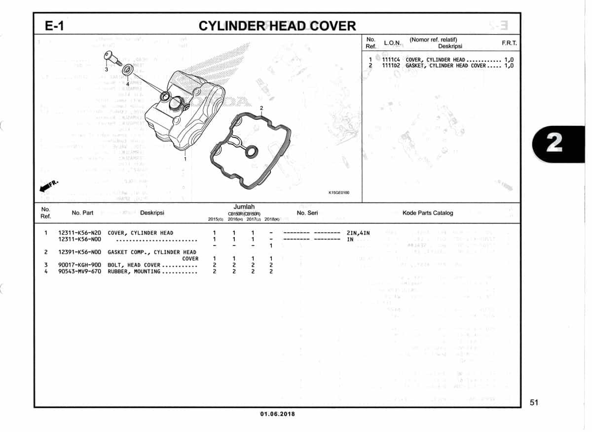 E-1-Cylinder-Head-Cover-Katalog-New-CB150R
