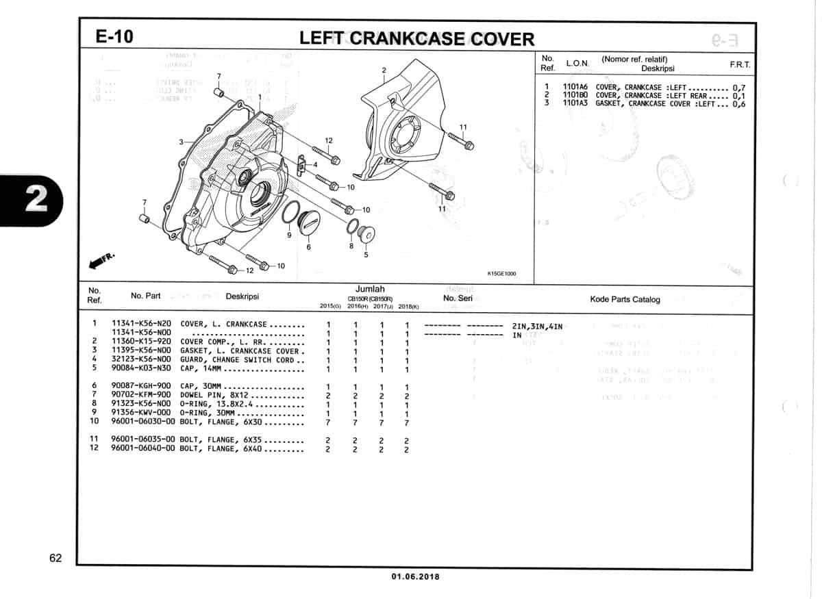 E-10-Left-Crankcase-Cover-Katalog-New-CB150R