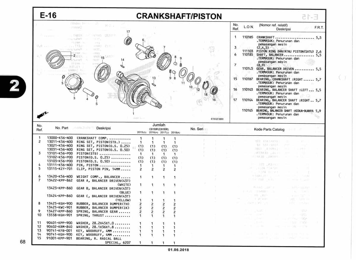 E-16-Crankshaft-Piston-Katalog-New-CB150R