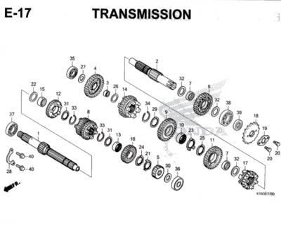 E-17-Transmission-CB150R
