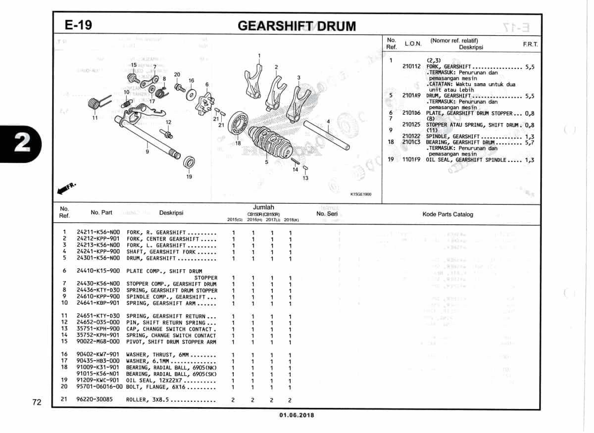 E-19-Gearshift-Drum-Katalog-New-CB150R