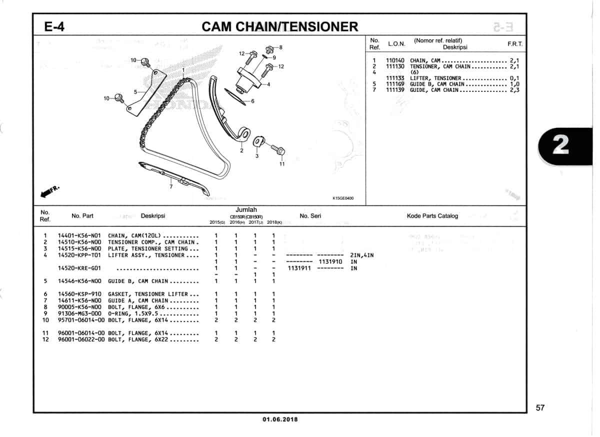 E-4-Cam-Chain-Tensioner-Katalog-New-CB150R