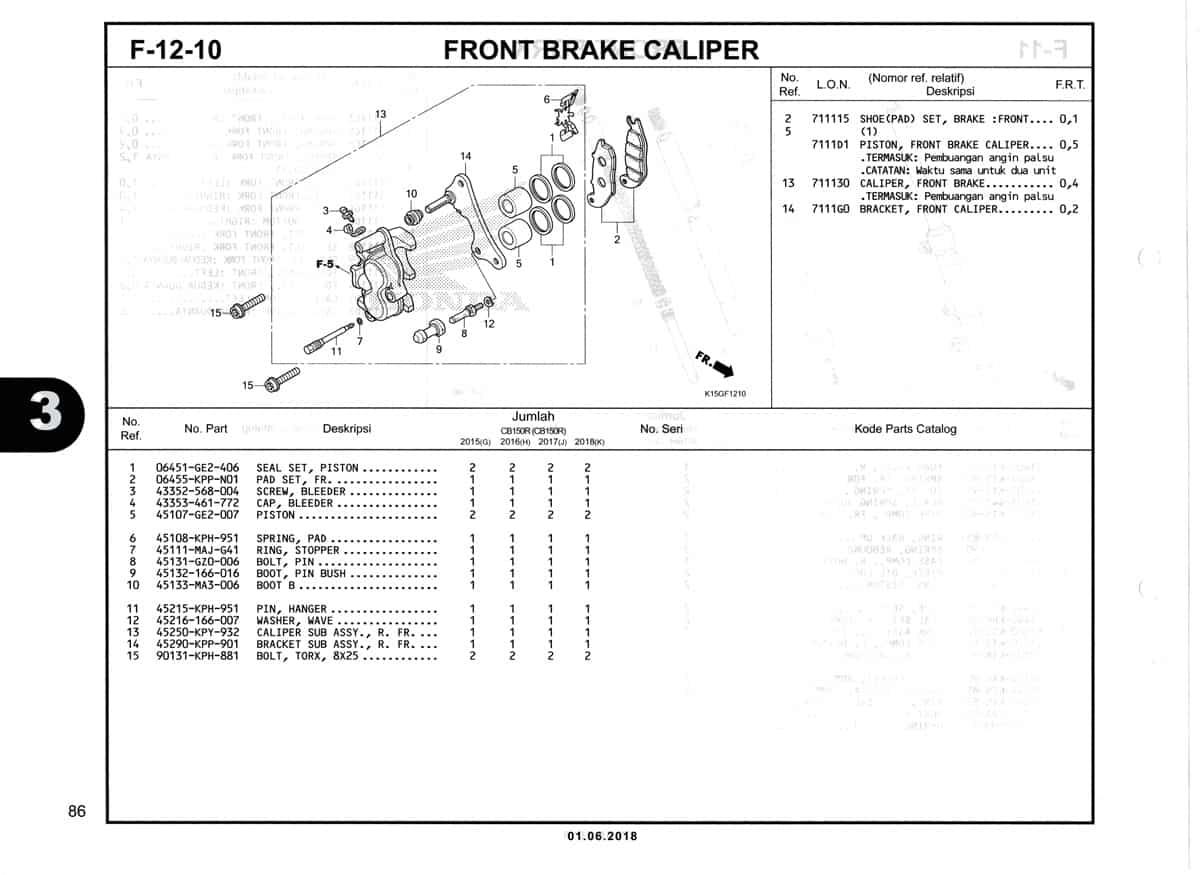 F-12-10-Front-Brake-Caliper-Katalog-New-CB150R