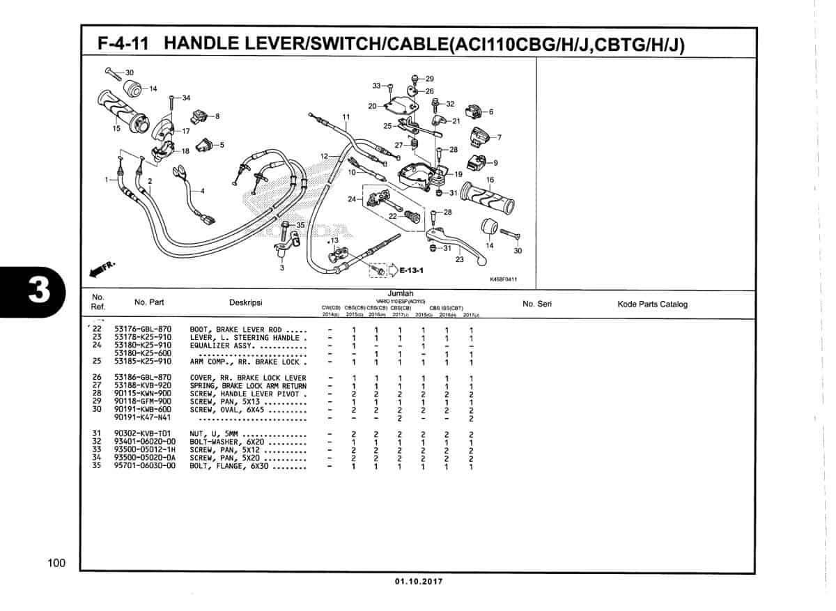 F-4-11-Handle-Lever-Switch-Cable-(ACI110CBG-H-J,CBTG-H-J)-Katalog-New-Vario-110