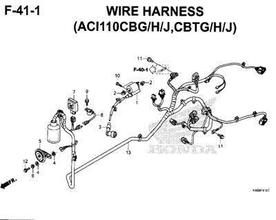 F-41-1-Wire-Harness-(ACI110CBG/H/J,CBTG/H/J)-New-Vario-110