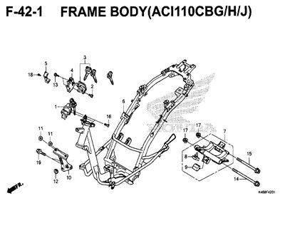F-42-1-Frame-Body-(ACI110CBG/H/J)-New-Vario-110