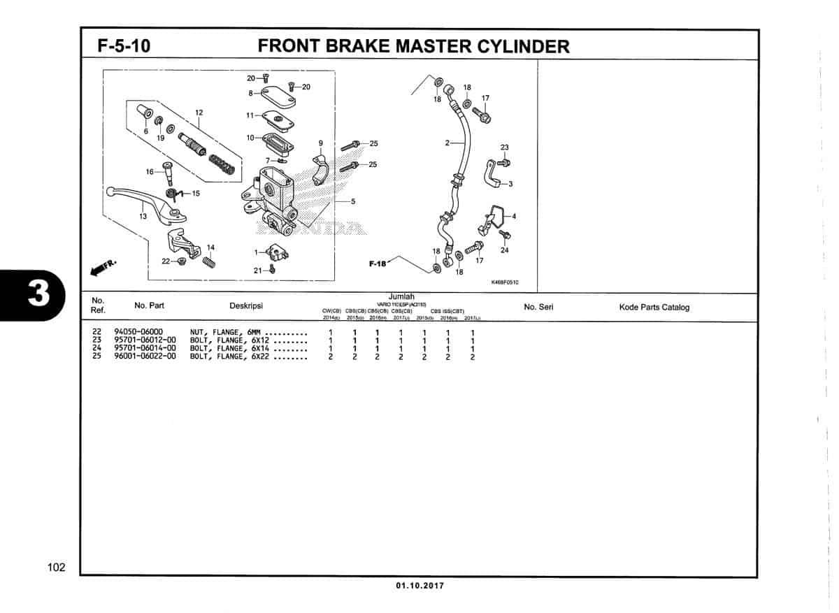 F-5-10-Front-Brake-Master-Cylinder-Katalog-New-Vario-110