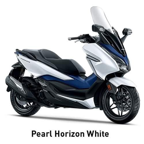 Honda Forza Pearl Horizon White