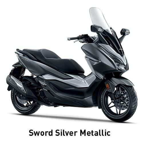 Honda Forza Sword Silver Metallic