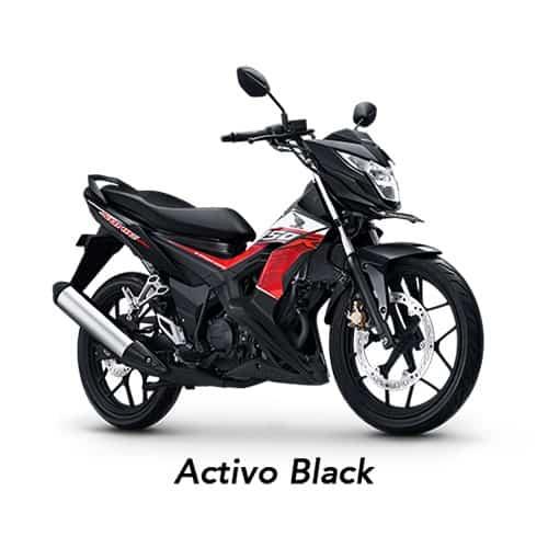 Honda Sonic Activo Black