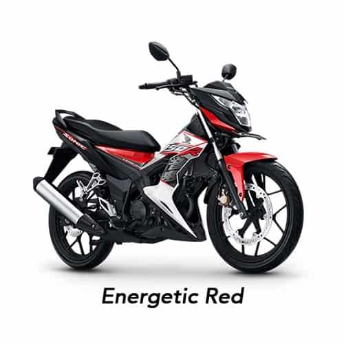 Honda Sonic Energetic Red