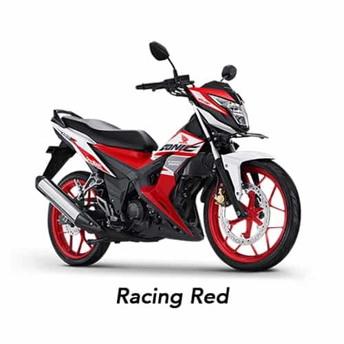 Honda Sonic Racing Red
