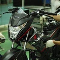 Tampilan Baru New Honda Sonic 150R Lebih Agresif