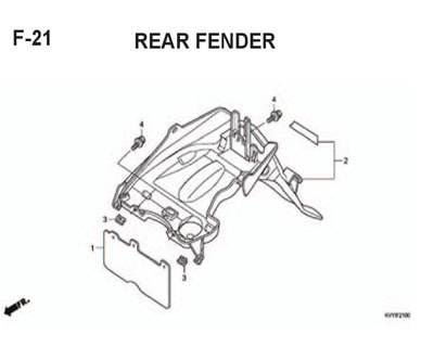 F21-Rear-Fender-BeAT-Karbu