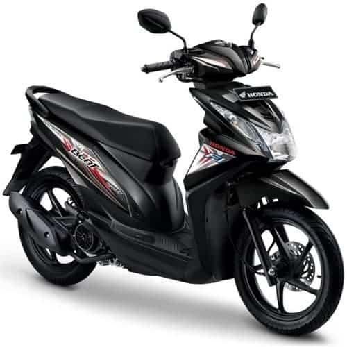 Honda-BeAT-eSP-Black