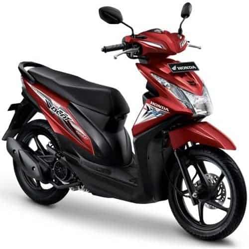Honda-BeAT-eSP-Red