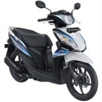 Honda-Spacy-Putih