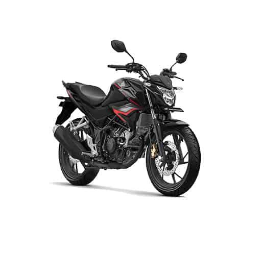 New CB150R StreetFire K15M Macho Black