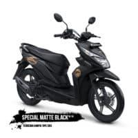 Warna Baru New Honda BeAT Street eSP Resmi Dirilis
