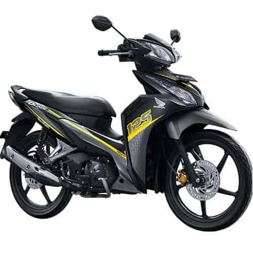 New-Honda-Blade-125-FI-Sporty-Yellow1