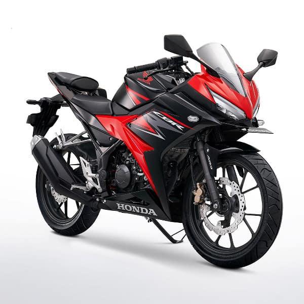New Honda CBR 150R Victory Black Red