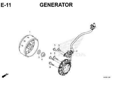 E-11-Generator-New-CBR-150R-K45N