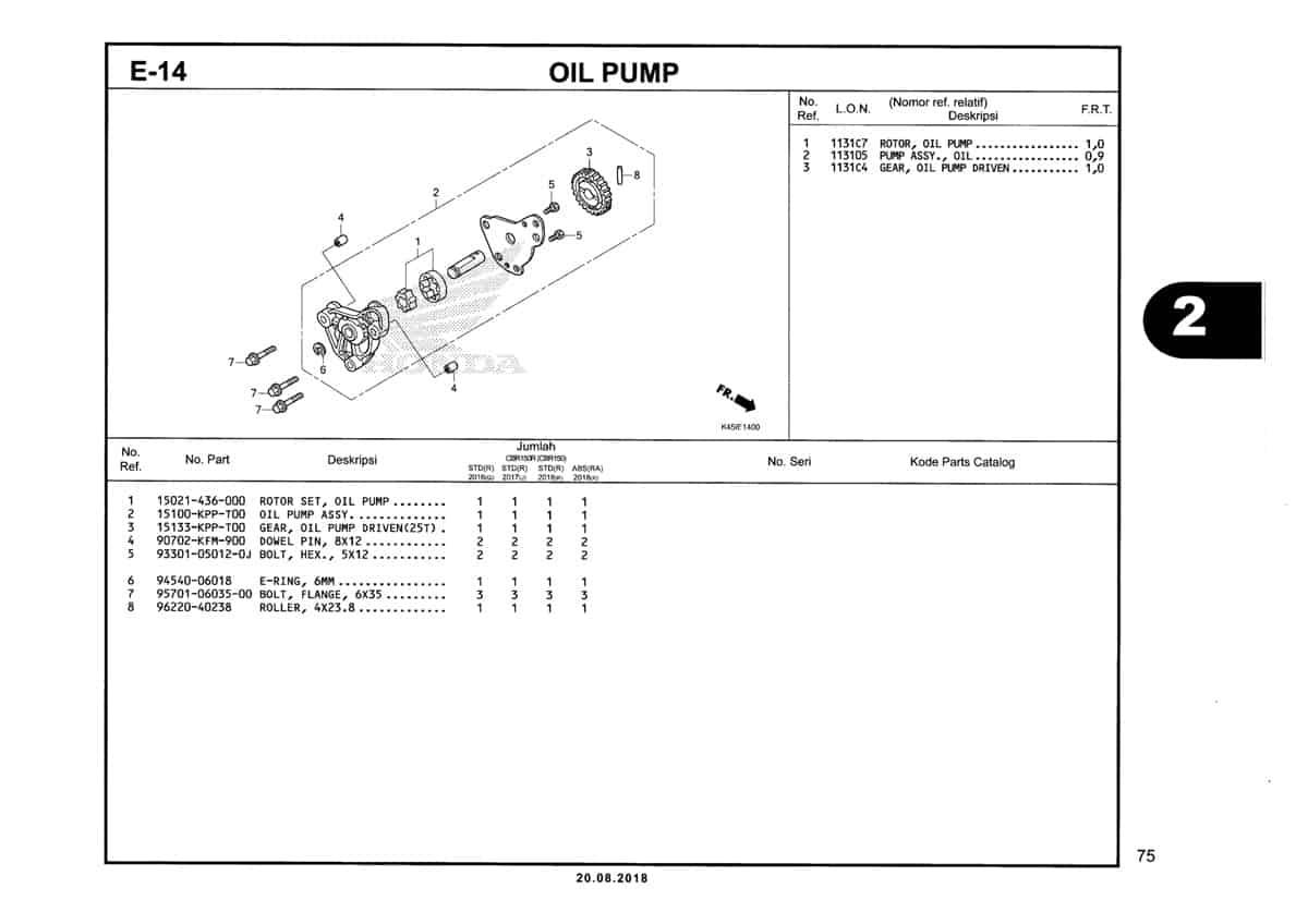 E-14-Oil-Pump-Katalog-New-CBR-150R-K45N