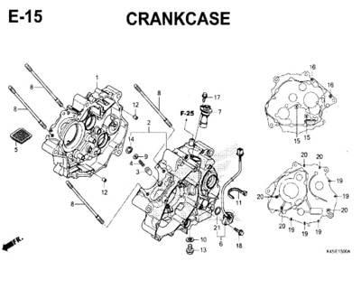 E-15-Crankcase-New-CBR-150R-K45N