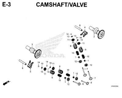 E-3-Camshaft-Valve-New-CBR-150R-K45N