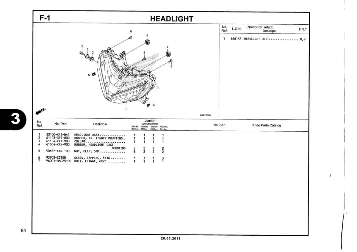 F-1-Headlight-Katalog-New-CBR-150R-K45N