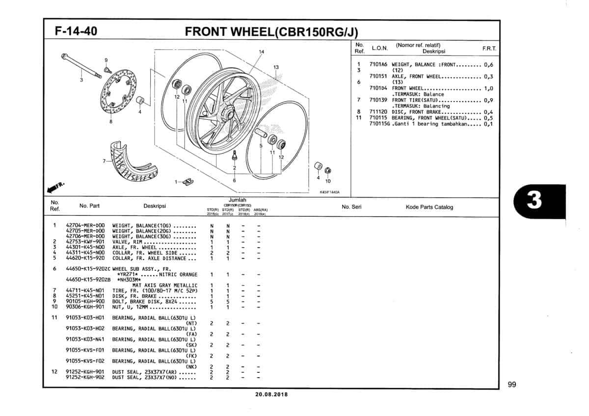 F-14-40-a-Front-Wheel-(CBR150RG-J)-Katalog-New-CBR-150R-K45N