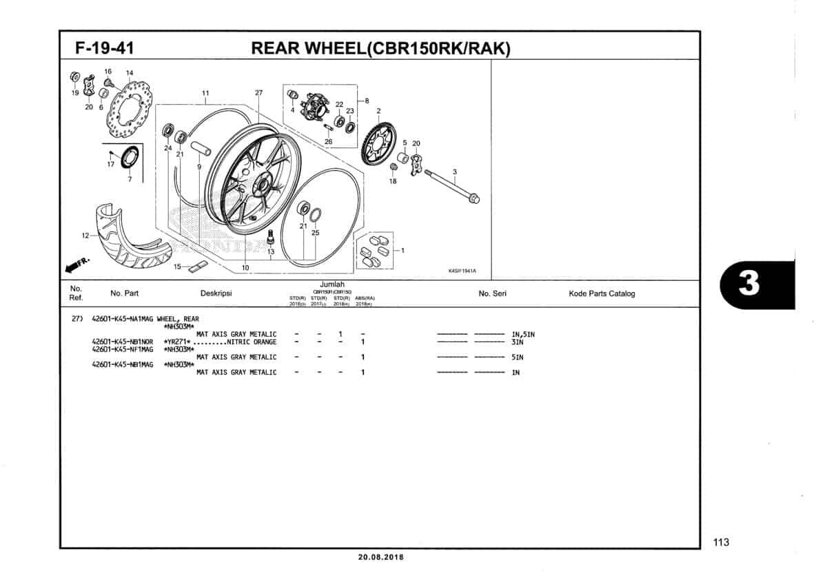 F-19-41-Rear-Wheel-(CBR150RK-RAK)-Katalog-New-CBR-150R-K45N