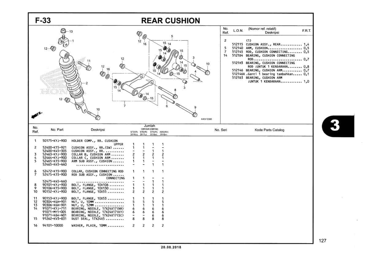 F-33-Rear-Cushion-Katalog-New-CBR-150R-K45N