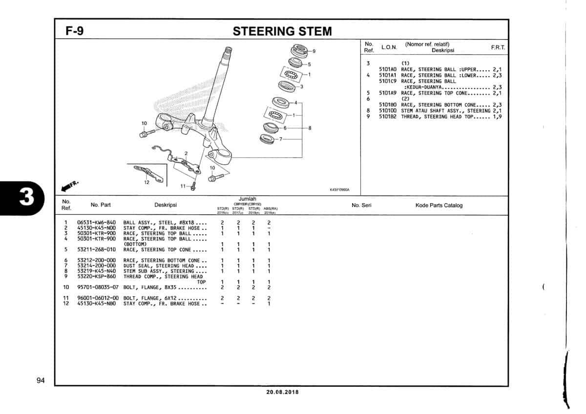 F-9-Steering-Stem-Katalog-New-CBR-150R-K45N