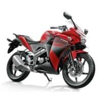 Honda-CBR-150R-Millenium-Red