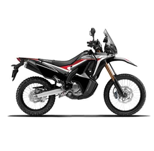 Honda-CRF250-Rally-Extreme-Black