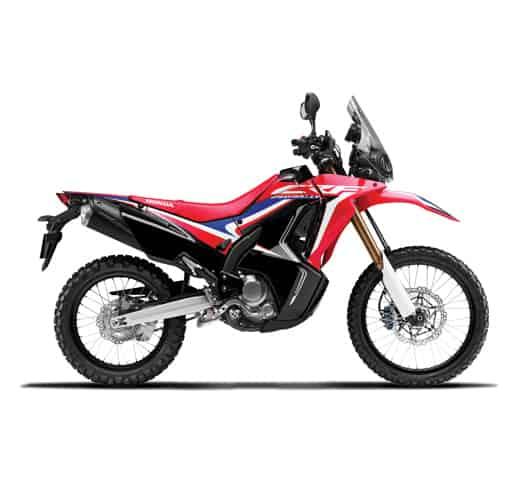 Honda-CRF250-Rally-Extreme-Red