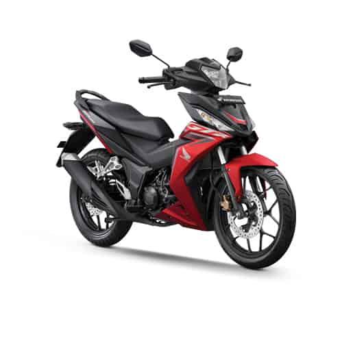 Honda-Supra-GTR-150-Exclusive-Matte-Red