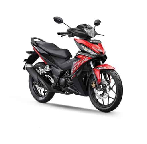 Honda-Supra-GTR-150-Sporty-Spartan-Red