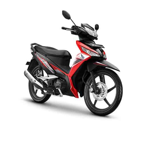 Motor Honda Supra X Cash Kredit Harga Murah