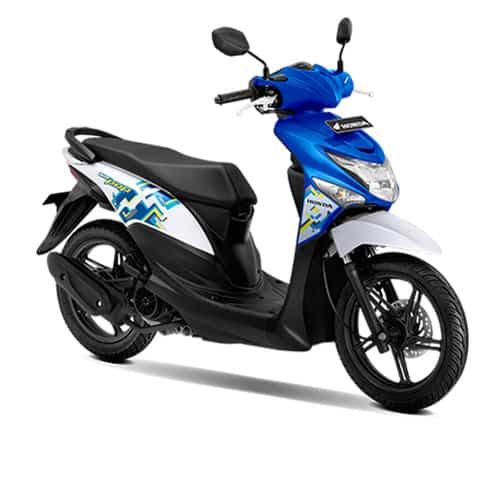 Honda BeAT POP eSP CW Symphony Blue White